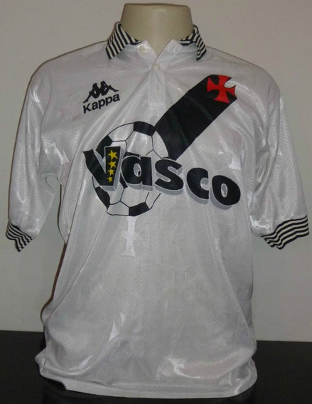 Camisa De Passeio Vasco Da Gama Kappa