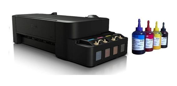 Impressora A4 Epson L120 Com Tinta Sublimática Sublimação