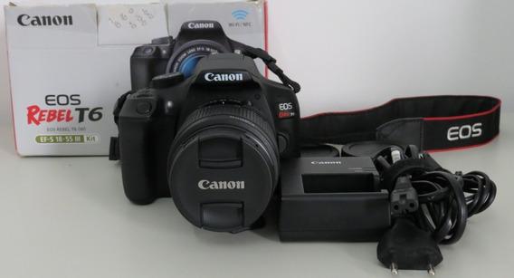 Canon T6 - 32gb