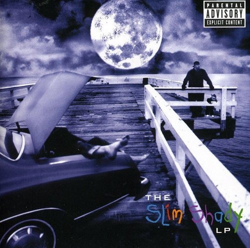 Eminem The Slim Shady Lp Cd Nuevo Original