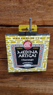 Encordado P/ Charango Medina Artigas Set1240 Microentorchado