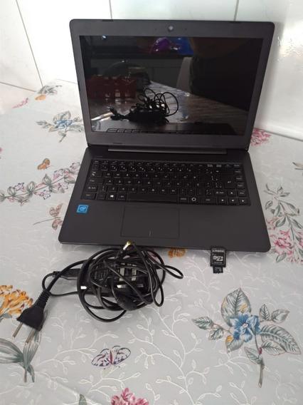 Notebook Positivo Stilo One Xc3630 4gb Tela Led 14