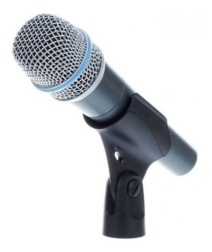 Microfono Profesional Dinámico Instrumento Shure Beta57a