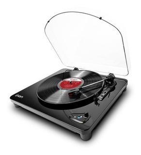 Bandeja Ion Air Lp Bluetooth Usb Tocadiscos, Giradisco Envio