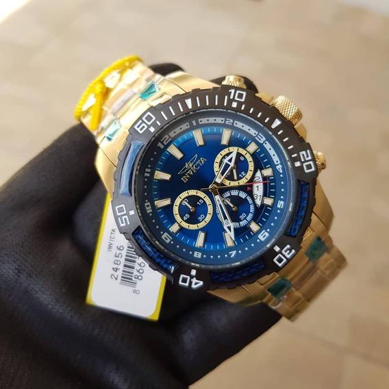 Relógio Invicta Pro Diver 24856 Original Dos Estados Unidos