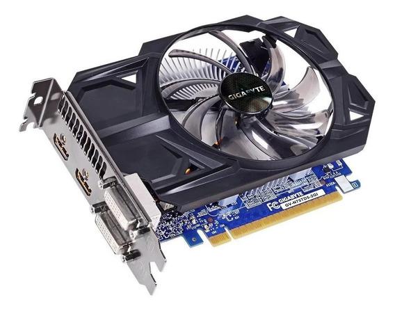 Placa De Vídeo Nvidia Gtx 750ti 2gb Gddr5 128bit