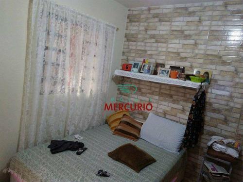 Casa À Venda, 80 M² Por R$ 230.000,00 - Jardim Nova Esperança - Bauru/sp - Ca3065