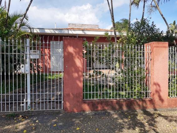 Casa Para Alugar, 480 M² Por R$ 7.000/mês - Vila Clayton - Valinhos/sp - Ca1802