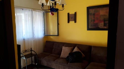 759-casa C/patio Al Frente  Fondo,galpon En Carrasco Norte