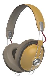 Auriculares Panasonic Bluetooth Rp-htx80bppc Mostaza