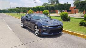 Chevrolet Camaro Ss V8, El Más Equipado Con Equipo Especial