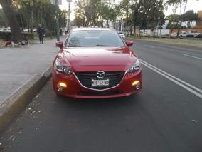 Mazda 3 2015 Sedan Sport Automatico