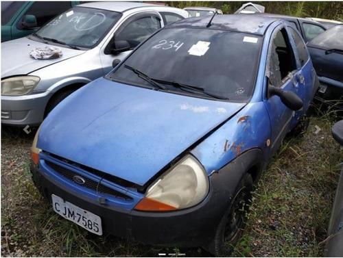 Imagem 1 de 4 de Ford Ka 1.0 8v Endura 1998 Sucata Somente Peças