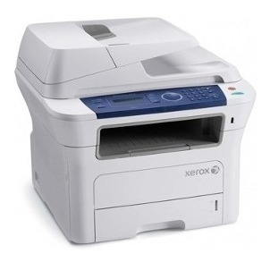 Impressora Xerox 3220 Com Toner Adf Rede Scanner Automatico