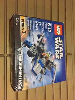 Lego Original 75125 Resistence X Wing