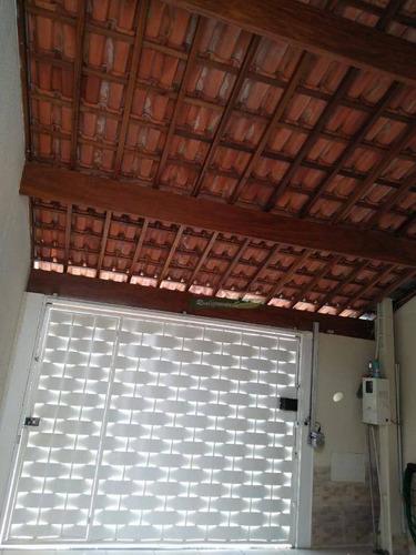 Oportunidade - Casa 2 Dorm Reformada - Pq. Interlagos - Sjc - R$ 240.000,00 - Ca2953