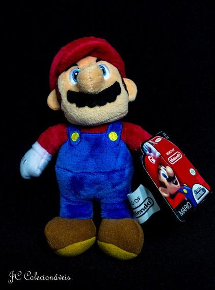 Super Mario De Pelúcia, Marca Dtc.