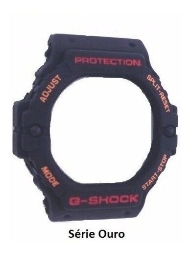 Capa Bezel G-shock Dw-5900 Casio Do Filme Bad Boys