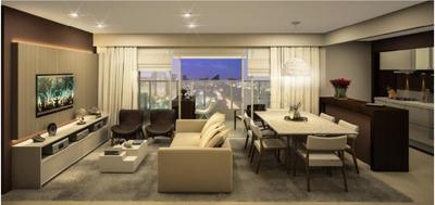 Apartamento Em Plano Diretor Sul, Palmas/to De 113m² 3 Quartos À Venda Por R$ 583.000,00 - Ap239728