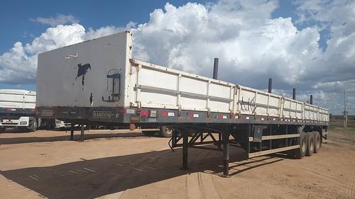 Randon Porta Container Carga Seca - 2834