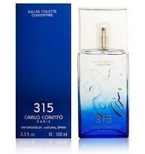 Perfume Carlo Corinto  315 100ml Caballero Original