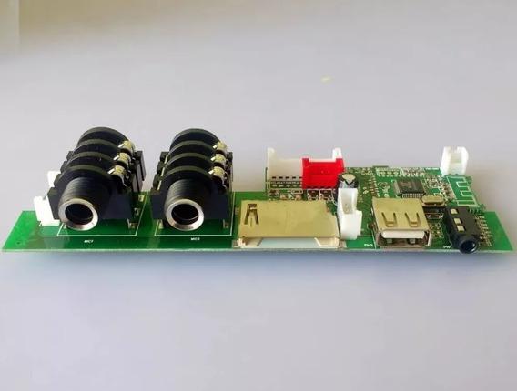 Placa Usb Caixa Amplificada Lenoxx Ca-318b | Ca-318c