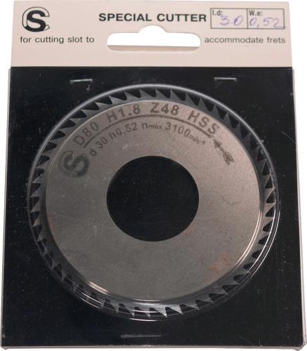 Disco De Sierra Para Ranurador Sintoms Sin1018 Para Luthier