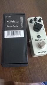 Pedal Pure Boost Da Moore Novo Na Caixa.
