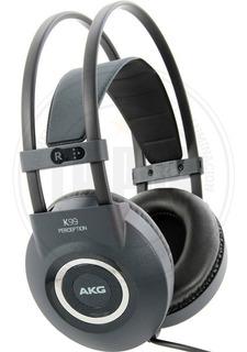 Auriculares Semiabiertos Akg K-99 Para Estudio Y Mezcla