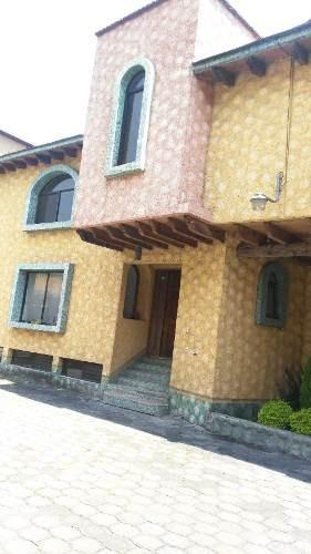 Hermosa Y Amplia Casa En Renta En Sta Maria Tepepan