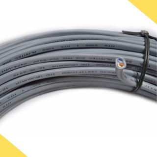 Cable Super Plastico 2x6