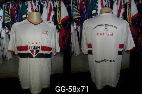 Camisa Futsal São Paulo.