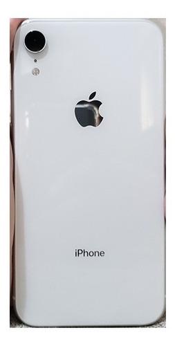 iPhone XR 128gb Branco Usado - Seminovo - Tela 6,1 Polegadas