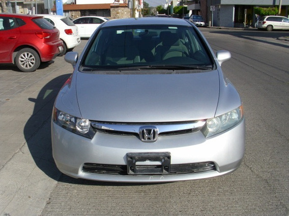 Civic 2007 Sedan Unica Dueña