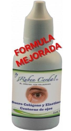 Suero Contorno De Ojos By Rubén Cerda®