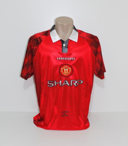 Camisa Original Manchester United 1996/1997 Home