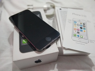 iPhone 5s 16gb Com Todos Os Acessórios
