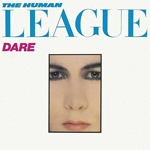Vinilo : The Human League - Dare (germany - Import)