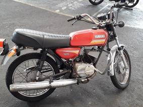 Yamaha Rx 125 - 2 Tempos - Antiga - 1982