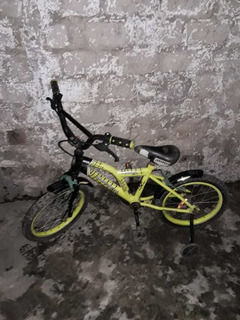 Bicicleta Rodado 16 . Spiderman