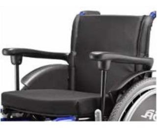 Kit Assento E Encosto Para Cadeira De Rodas Ágile Jaguaribe