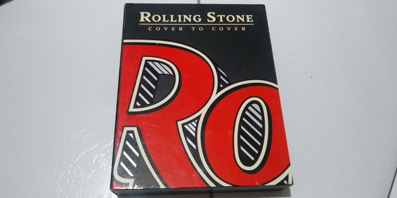 Revista Box Dvd-rom Rolling Stone (cover To Cover 1967-2007)