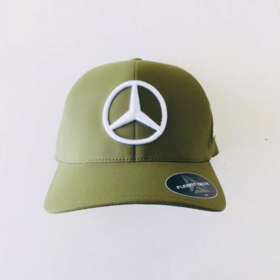 Gorra Mercedes Benz Verde