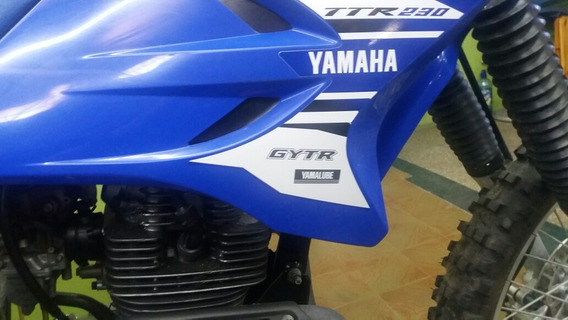 Yamaha Ttr 230 Elgalpondeleo