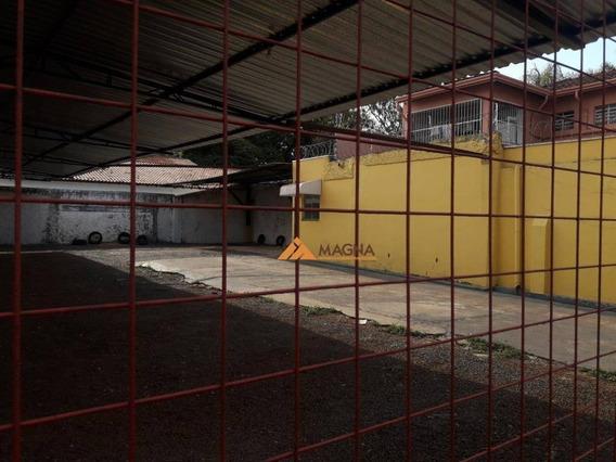 Estacionamento Para Alugar, 346 M² Por R$ 2.500/mês - Jardim Sumaré - Ribeirão Preto/sp - Te0942