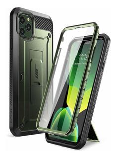 Funda iPhone 11 Pro Max 6.5 2019 Mica Supcase Ubpro, Verde
