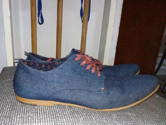 Sapatênis Da Zara Em Jeans