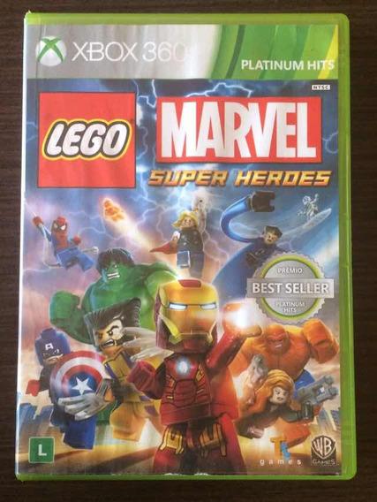 Jogo Lego Marcel Super Heroes - Xbox 360 (mídia Física)