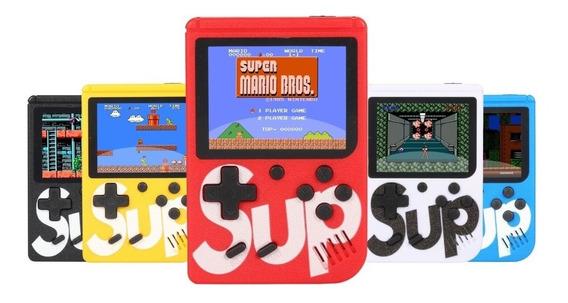 Vídeo Game Portátil 400 Jogos Internos Game Sup Retro