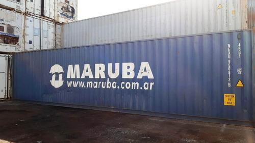Contenedores Marítimos Containers 20' Dv La Calera